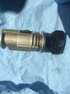 chrysler ignition cylinger