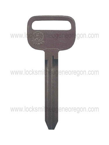 1992 - 2016 Toyota Scion Mechanical Key