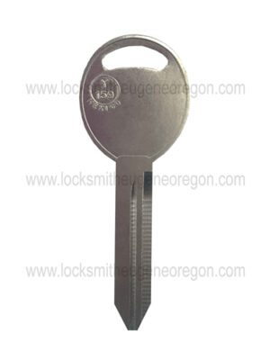 1994 - 2017 Chrysler Dodge Jeep Duplicate Mechanical Key