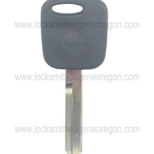 1995 - 2002 Ford Mercury Transponder Key