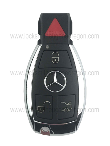 1997 - 2012 Mercedes Benze Smart Key