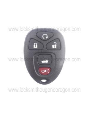 2004 - 2015 GM Chevrolet Buick GMC Oldsmobile Pontiac Saturn Keyless Entry Remote