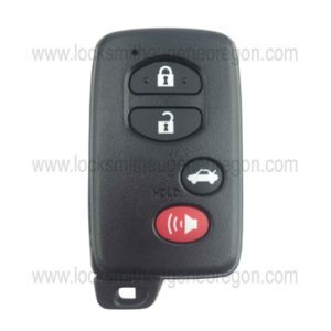 2005 - 2016 Toyota Lexus Smart Key