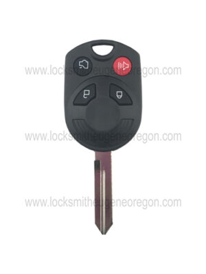 2007 - 2017 Ford Lincoln Remote Head Key