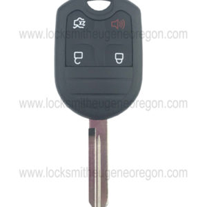 2007 - 2017 Ford Remote Head Key
