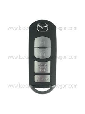 2009 - 2017 Mazda Smart Key
