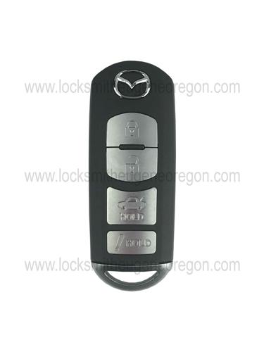 2012 2017 mazda 4b smart proximity key wazske13d01 2009 Mazda 3 Interior 2008 Mazda 3