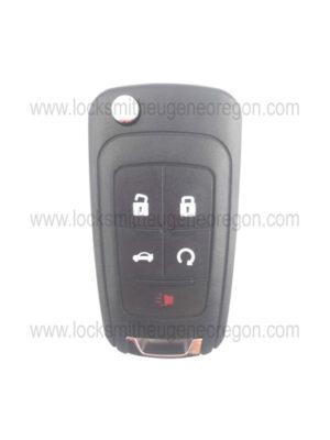 2010 - 2017 GM Chevrolet Buick GMC Remote Head Key