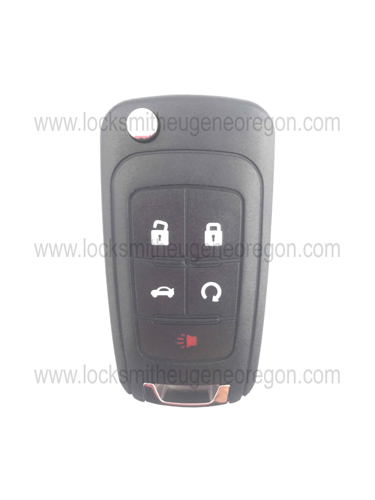 2010 - 2017 GM Chevrolet Buick GMC Remote Head Key