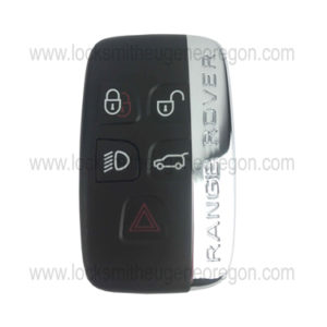 2010 - 2017 Land Rover Jaguar Smart Key