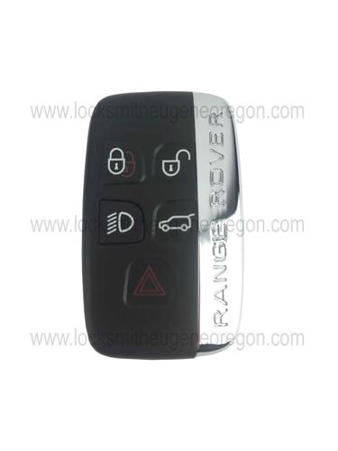 2010 - 2017 Land Rover Jaguar Smart Key