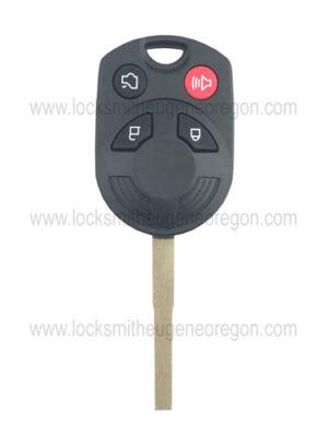 2011 - 2017 Ford Remote Head Key