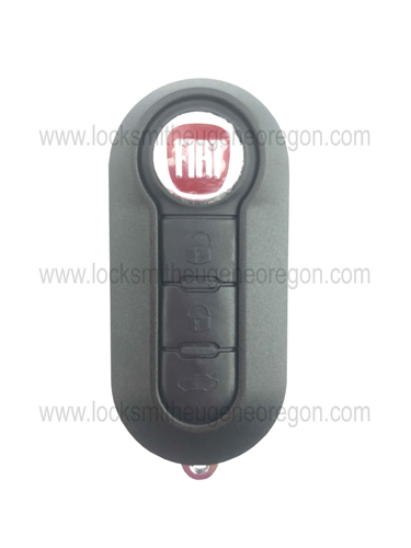 2012 - 2015 Fiat 500 Remote Head Key