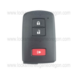 2012 - 2016 Toyota Lexus Smart Key