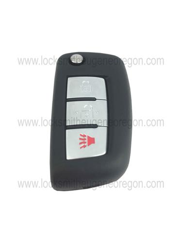 2014 - 2017 Nissan Remote Head Flip Key