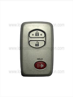 2008 - 2015 Toyota Landcruiser Smart Entry Key 3B - HYQ14AEM