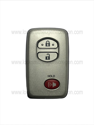2008 - 2015 Toyota Landcruiser Smart Entry Key 3B - HYQ14AEM