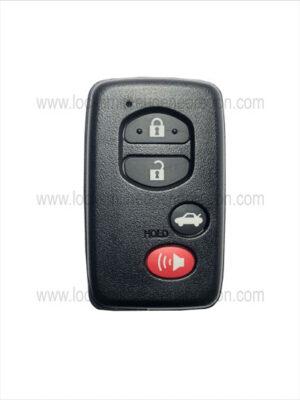 2009 - 2014 Toyota Avalon Camry Corolla Smart Key 4B Trunk - HYQ14AEM