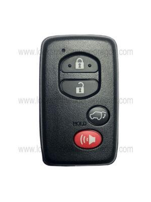 2009 - 2016 Toyota Venza Smart Key 4B Hatch - HYQ14ACX