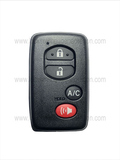 2010 - 2015 Toyota Prius Smart Entry Key 4B AC - HYQ14ACX