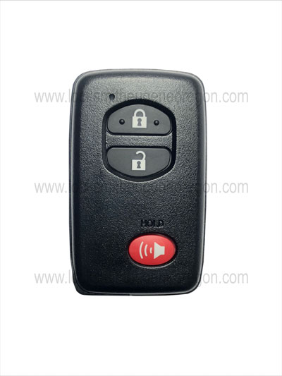 2011 - 2012 Toyota Prius Smart Entry Key 3B - HYQ14AAB