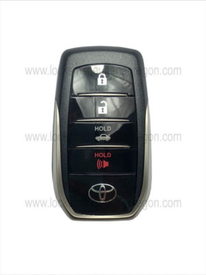 2016 Toyota MIRAI Smart Entry Key 4B Hatch - HYQ14FBA