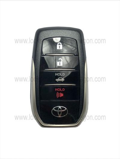 2016 Toyota MIRAI Smart Entry Key 4B Hatch - HYQ14FBA