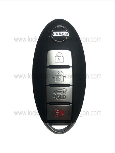 2009 - 2014 Nissan Murano LE Smart Prox Key - 4B Hatch KR55WK49622