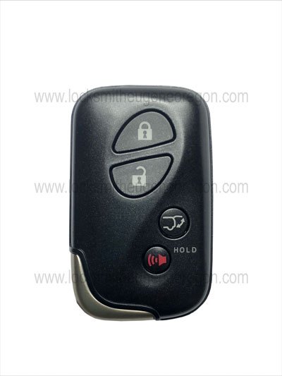 2010 - 2015 Lexus RX350 RX400 RX450h Smart Key 4B Hatch - HYQ14ACX