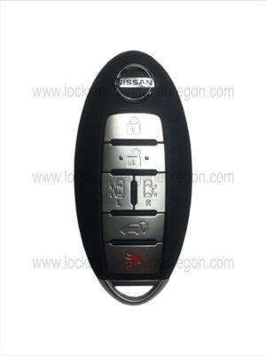 2011 - 2017 Nissan Quest Smart Prox Key - 5B Power Doors CWTWB1U818