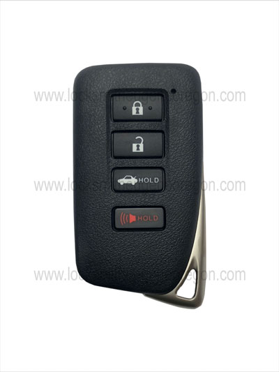 2014 - 2018 Lexus Smart Key 4B Trunk - HYQ14FBA-2020
