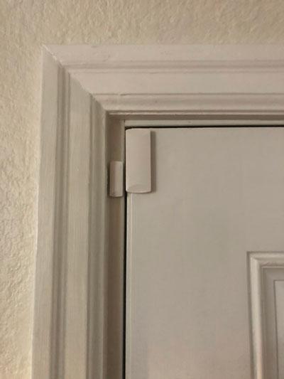 Smart Alarm Wireless Door Sensor