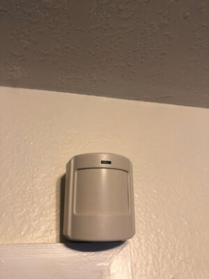 Smart Alarm Wireless Motion Sensor