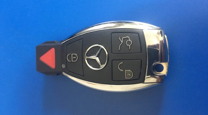 Mercedes Benz Keys Now Available