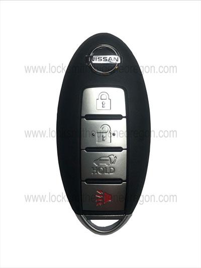 2017 - 2018 Nissan Armada 4B Smart Proximity Key - CWTWB1U787
