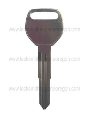 1990 - 2006 Honda Acura Mechanical Key