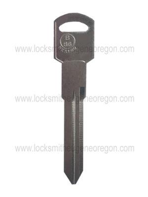 1994 - 2008 Buick Chevrolet GMC Pontiac Saturn Mechanical Key