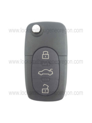 1997 - 2006 Volkswagen Audi Remote Head Key