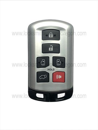 2011 - 2018 Toyota Sienna Smart Key 6B - HYQ14ADR