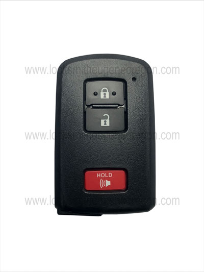 2012 - 2018 Toyota Prius Rav4 Smart Entry Key 3B - HYQ14FBA-0020