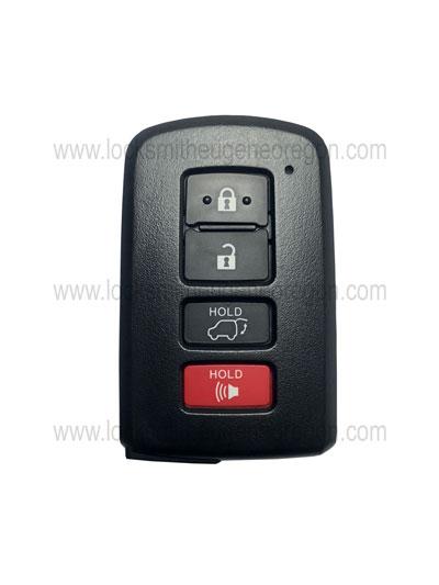 2013 - 2018 Toyota RAV4 Smart Entry Key 4B Hatch - HYQ14FBA-0020