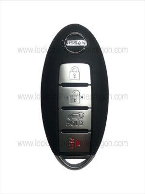 2009 - 2014 Nissan Murano LE Smart Prox Key - 4B Hatch KR55WK49622