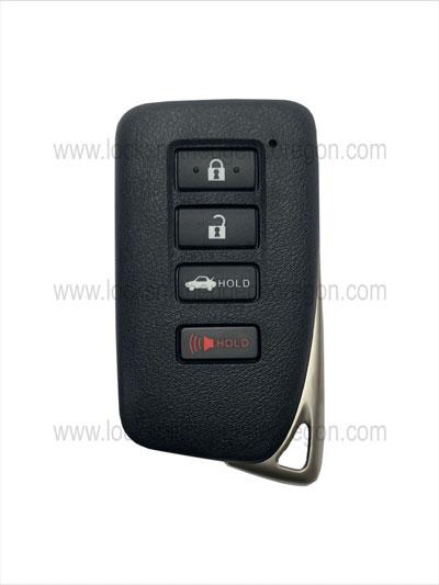 2014 - 2018 Lexus Smart Key 4B Trunk - HYQ14FBA-2020