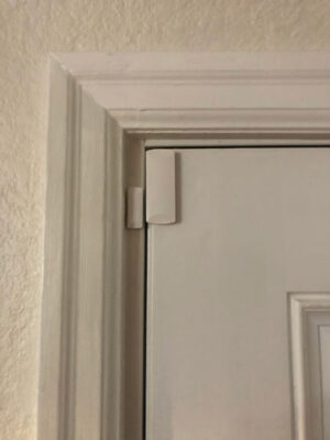Smart Alarm Wireless Door Sensor