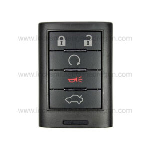 2008 - 2014 Cadillac CTS STS Smart Key 5B Trunk - Remote Start - M3N5WY7777A