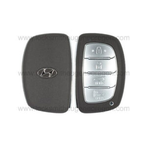 2016 - 2017 Hyundai Tucson Smart Key 4B Hatch - TQ8-FOB-4F07
