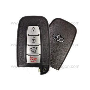 2009 - 2014 Hyundai 2 Door Genesis, Elantra, Tucson Smart Key 4B Trunk - SY5HMFNA04
