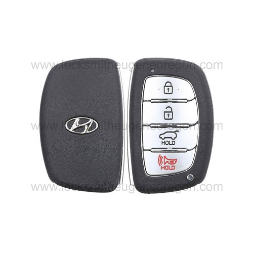 2017 Hyundai Elantra GT Hatchback Smart Key 4B