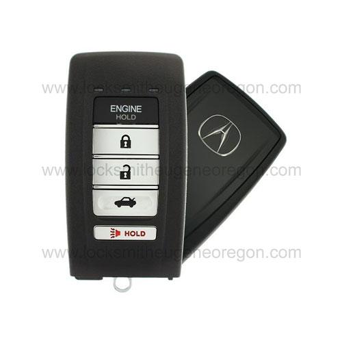 2019 Acura TLX V6 Advance Package 2-WAY Smart Key
