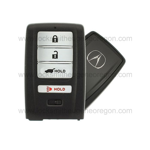 2019 Acura RDX Smart Key 4B Hatch Hold